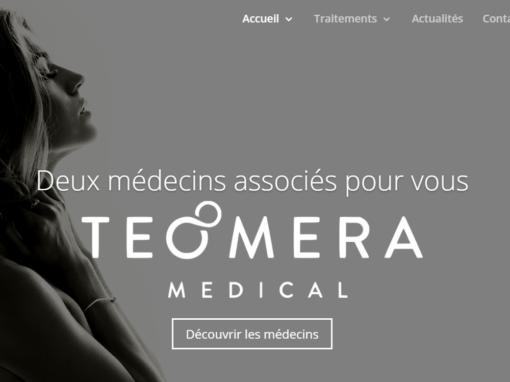 Site de Teomera Médical