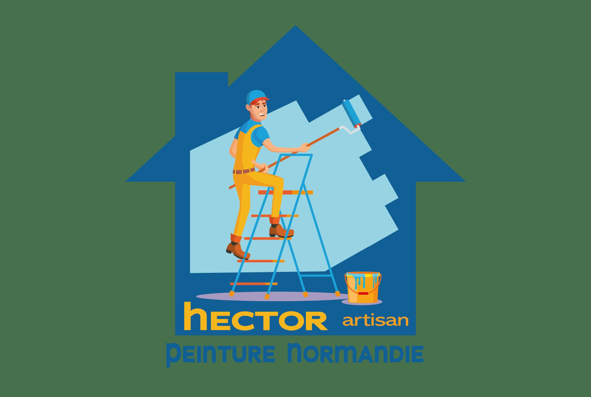logo hector peinture normandie