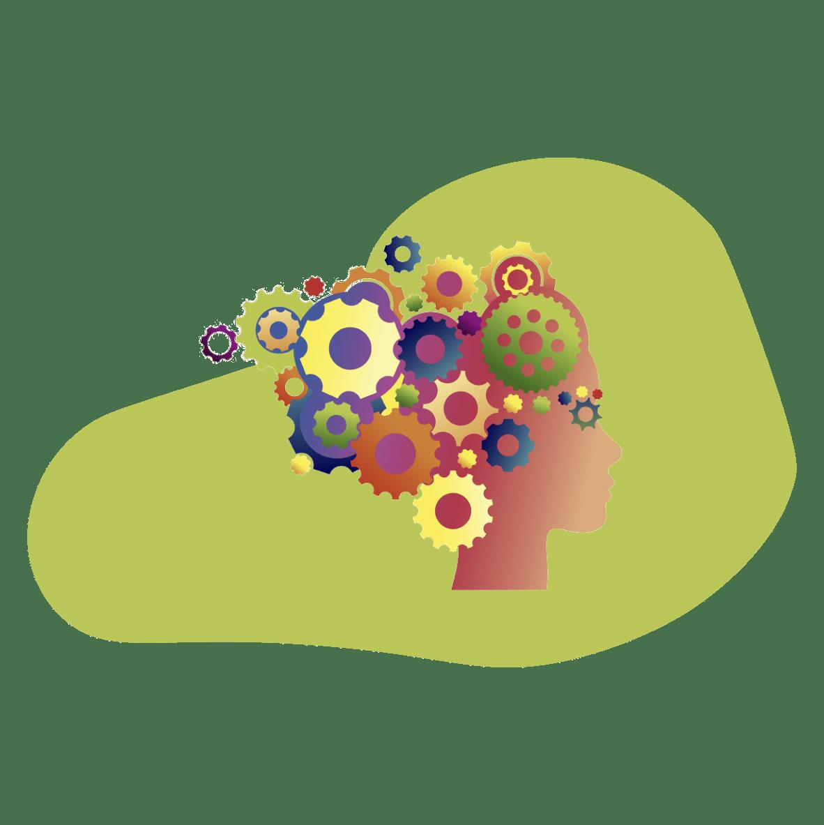 logo julie laguillier neuropsychologue