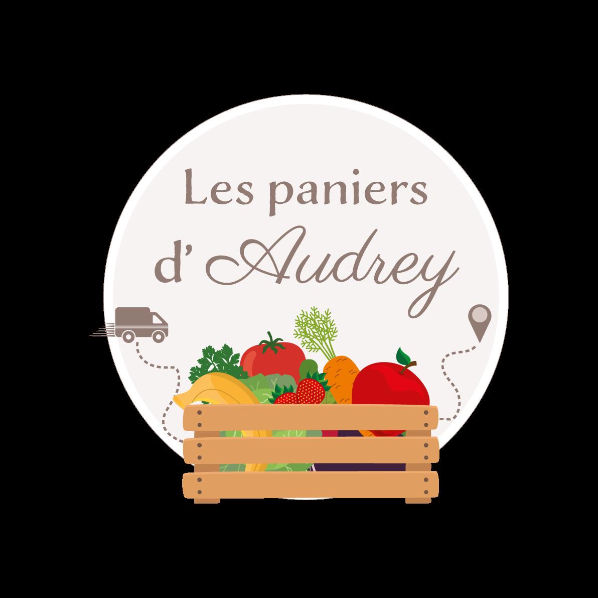 Logo les paniers d'Audrey
