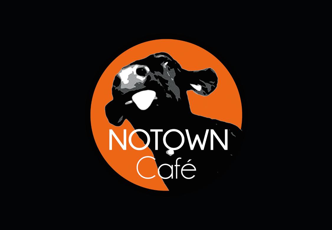 logo notown café